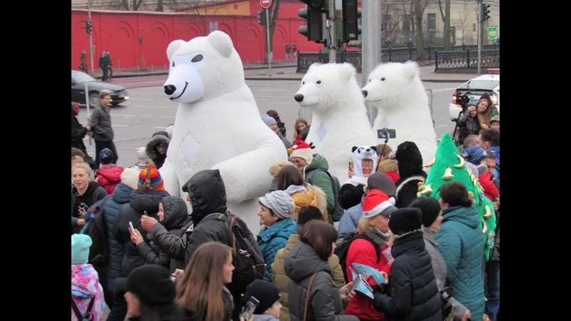 Borjomi New Year Parade 1ч