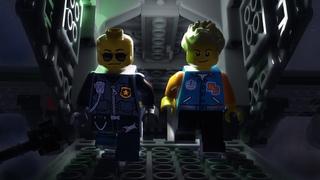 ДЖОН & ТОМ - 1 Серия | LEGO POLICE 3D ANIMATION | Лего сериал про Полицию ( 3Д Лего Анимация )