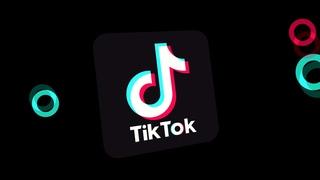 Footage TIK TOK   Заставка для мероприятия в стиле TIK TOK PARTY   FULL HD 2K   бесшовный футаж