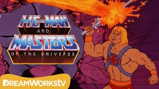 He-Man Fights A Dragon | HE-MAN AND THE MASTER OF THE UNIVERSE
