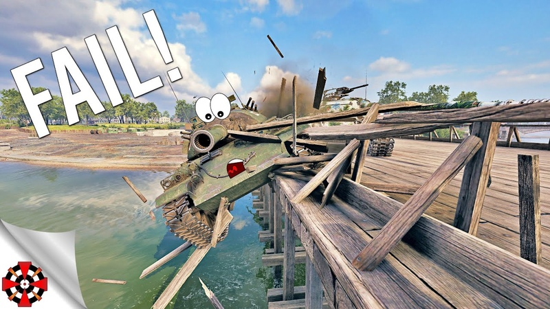 World of Tanks Funny Moments Epic Wins And Fails 441 WoT Highlights