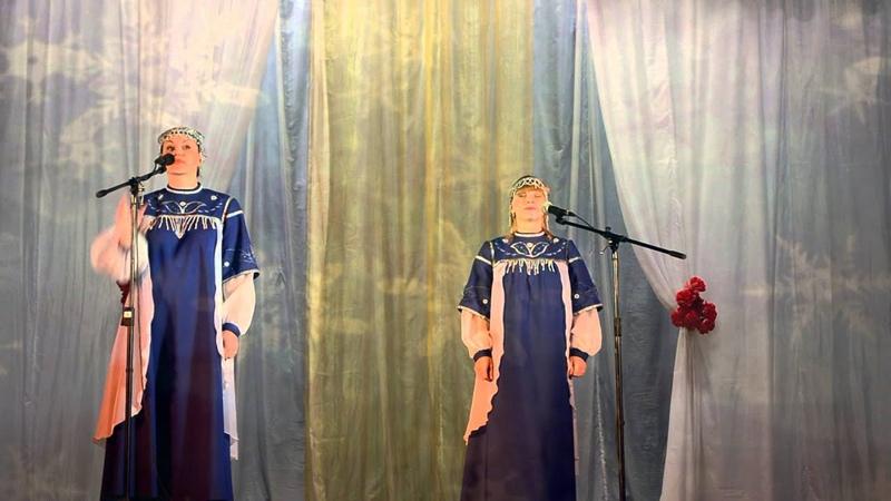 Трио Поверье 2014 Кулебаки Дворец Культуры им Дубровских