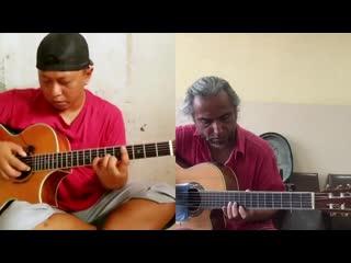 RHCP - Californication -Garri Pat  Ali_Ba-Ta (guitar cover)