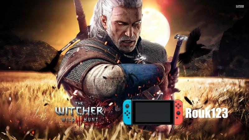 The Witcher 3 Wild Hunt Switch Секс с Юттой В Поисках Хаммонда 48