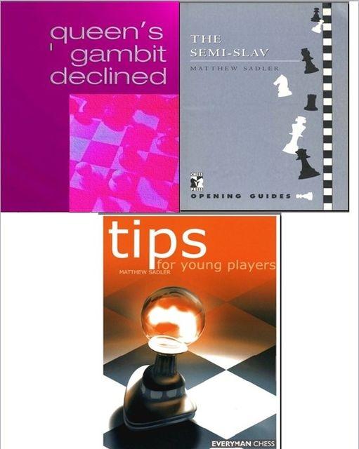 Sadler, Matthew 3 Books Packs 9Lk4Rm26bfE