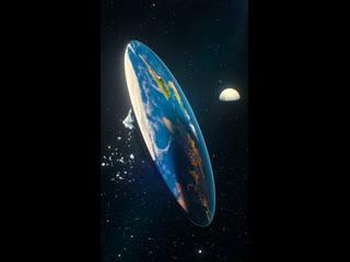 Плоская Земля видео