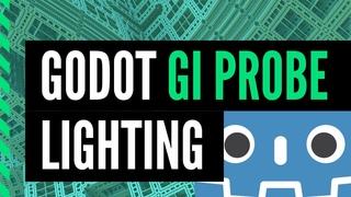 Godot Lighting HQ - GI Probes & Global Illumination - Tutorial