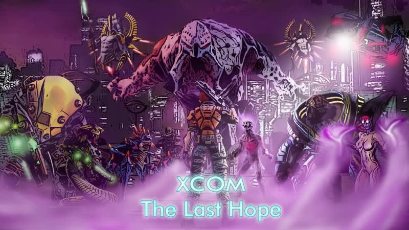 XCOM The Last Hope Wallpaper