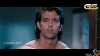Amazing body show of the legend HRITHIK ROSHAN on KRRISH 3 movie