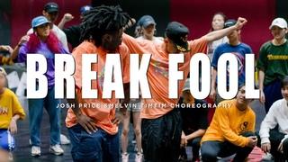 Rah Digga - Break Fool   Josh Price & Melvin Timtim Choreography  