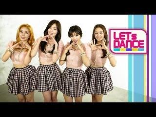 "[INTERVIEW:ENG] 131223 Secret @ LOEN MUSIC ""Let's Dance"""