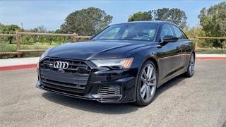 2020 Audi S6 Prestige Black Optic Walkaround + Exhaust (No Talking)(ASMR)