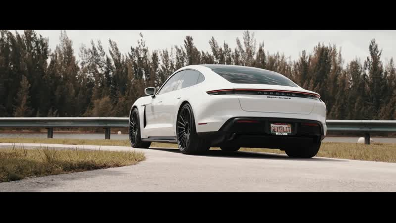 Porsche Taycan Turbo S Champion Motorsport S17 04 Wheels