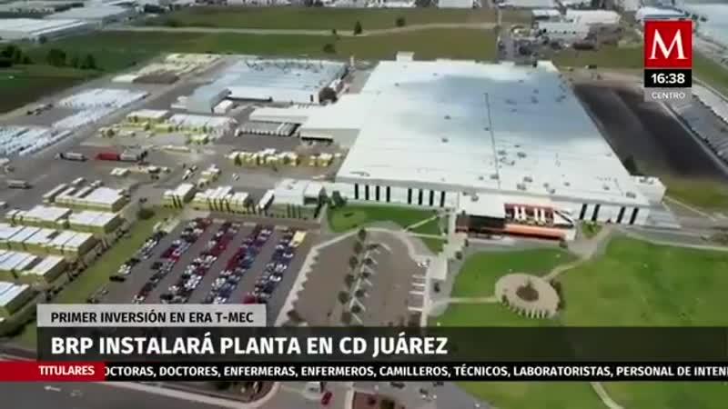 🇨🇦 La empresa canadiense dijo que invertirá 185 mdd canadienses en la construcción de una nueva planta en Ciudad Juárez Chih