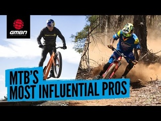 The Most Influential Mountain Bike Riders Of All Time