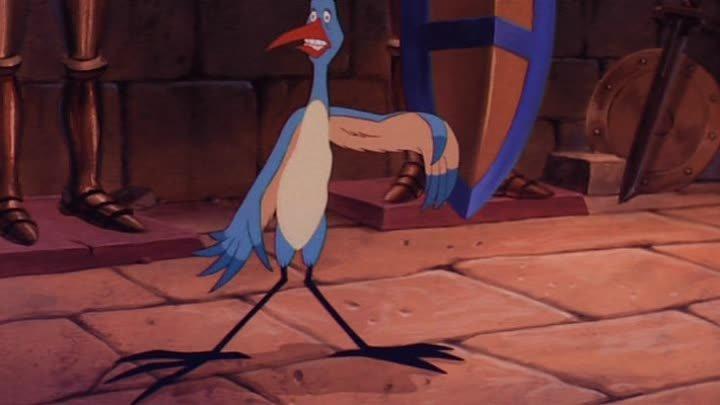 Принцесса Лебедь 3 Тайна заколдованного королевства The Swan Princess The Mystery of the Enchanted Treasure 1998 6