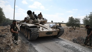 [Syria] has returned the border with the Golan!| Сирия вернула границу с Голанами!