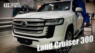 Друзья, новый Land Cruiser 300!
