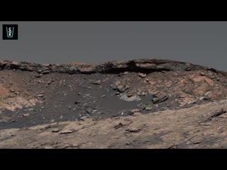 В NASA показали самую детальную за всё время панораму Марса.