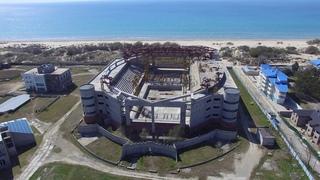 2 Hour 4K Drone Film: Beautiful Russia Nature. Anapa. Crimea. Black sea