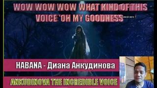 Диана Анкудинова - Habana - Pinoy Reaction Music Video (Diana Ankudinova) Amazing Voice 😱