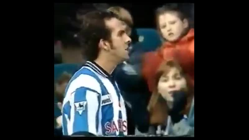 On this day in 1998 goals from Peter Atherton and Paolo Di Canio sealed a 2 0 win for swf