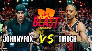 B-Boy JohnnyFox vs. B-Boy Tirock | Outbreak Europe | The Legits Blast 2021