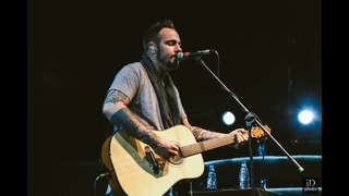 Adam Gontier - Wicked Game (Chris Isaak cover) (acoustic) (live in Minsk 2017)