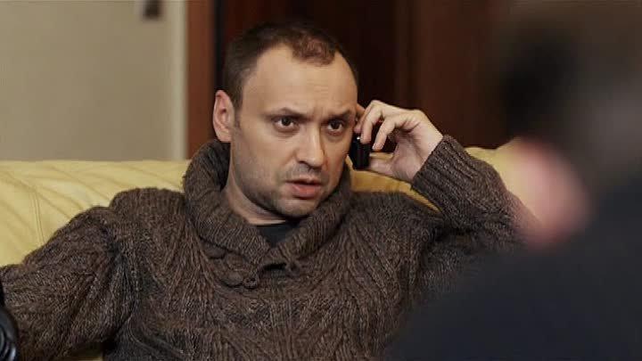 КЛУБ РУССКИХ ДЕТЕКТИВОВ Шаман 8 серия Врачебная тайна 2 2011 год 16