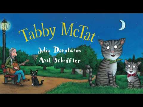 Tabby McTat Read by Alan Mandel