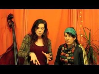 Grace Savage & Bellatrix reppin the ladies (female beatboxers innit)
