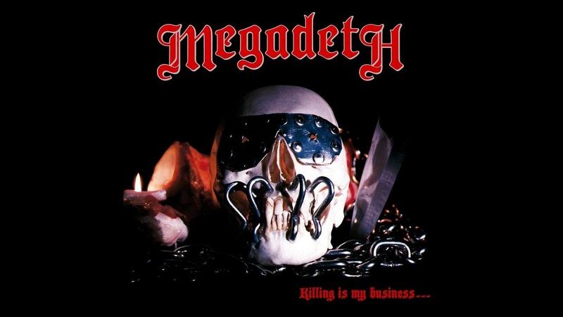 Megadeth Killing Is My Business…and Business Is Good Обзор Почему Керри Кинг Slayer не остался