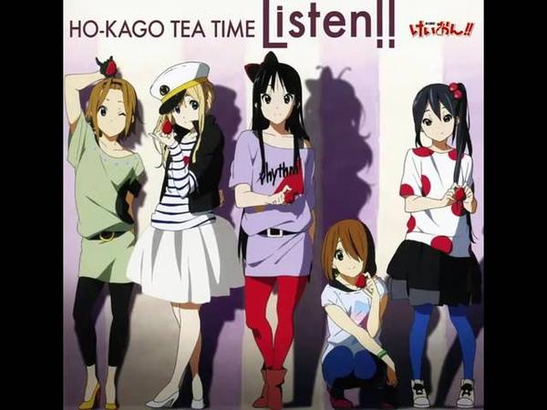 Houkago Tea Time Listen K ON ED1