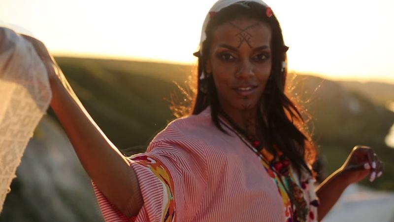 Амазих Берберы Люди Пустыни Тунис Berber