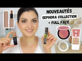 NOUVEAUTÉS SEPHORA COLLECTION + Full Face : des TOPS et des FLOPS (petits prix) - GRWM