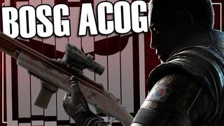 Copper To Diamond: BOSG ACOG Is Overpowered - Rainbow Six Siege