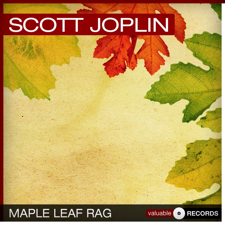 Scott Joplin album Maple Leaf Rag