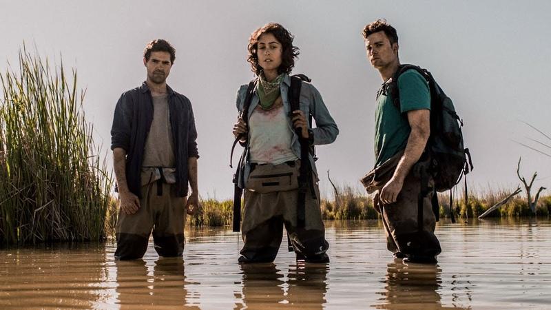 Болота австралийский фильм ужасов который держит в напряжении зловещий хоррор для ценителей 2018