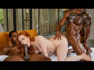 Ella Hughes - Insatiable Appetite (Threesome, Big Ass, Blowjob, IR, Redhead, Natural Tis, Gonzo, Hardcore)