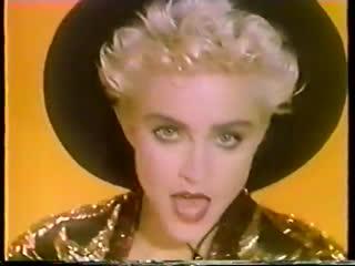 Madonna -- La Isla Bonita 1987