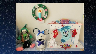 Выставка «Рождества волшебные мгновенья»