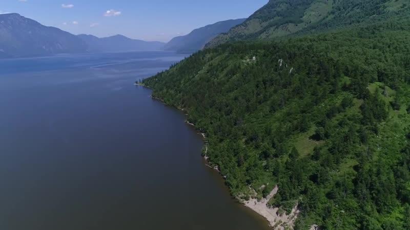 Золотое озеро Телецкое Алтай Altai Golden lake Teletskoye Сибирь Дикая природа Алтая