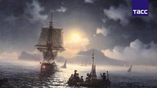 Ожившие полотна Ивана Айвазовского