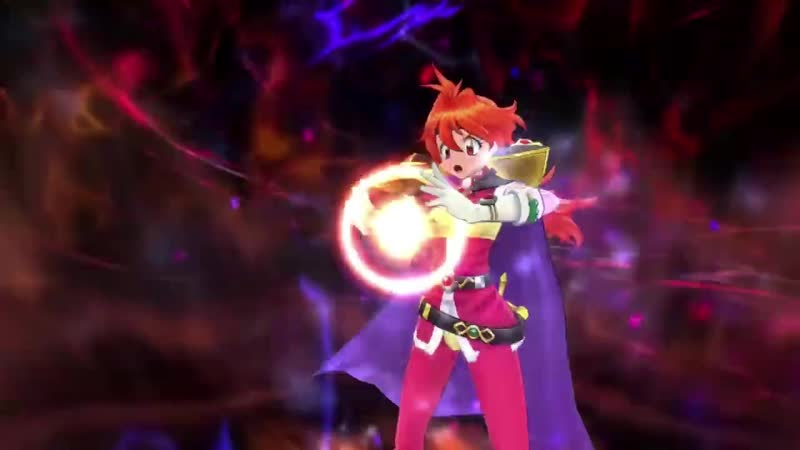 Slayers New Game F