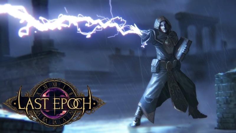 Last Epoch №4 Mage Холодный Маг Продолжаем Кампанию меняем билд
