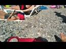 Лазаревское,пляж Калипсо,четвертый день отдыха! 19.09.2020г.