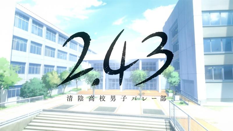 TVアニメ「2 43 清陰高校男子バレー部」キャラクター紹介PV  2021年1月放送予