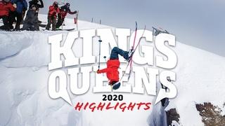 Kings & Queens 2020 - Next Level Corbet's Couloir