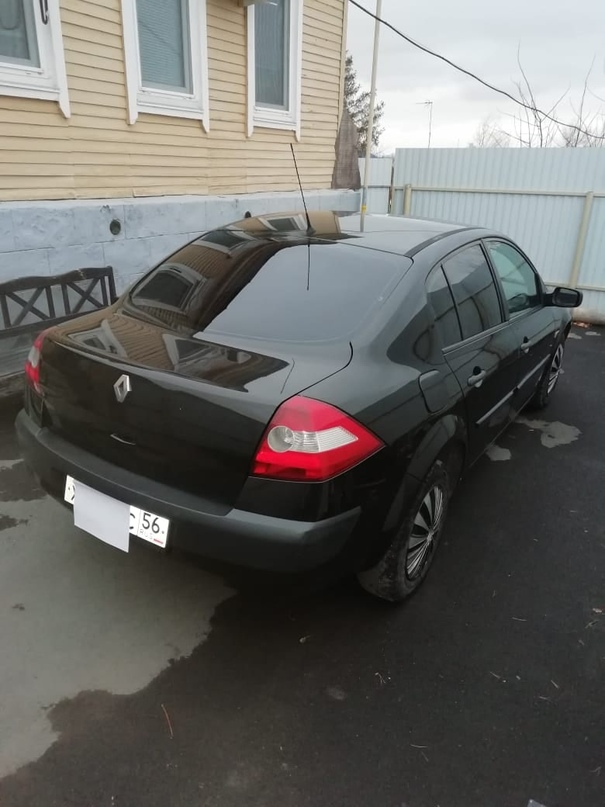 Купить Renault Megane II 2004г, резина зима | Объявления Орска и Новотроицка №11210
