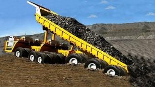 Amazing Modern Dump Truck At New Level, Extreme Dump Truck Operator Heavy Equipment Machines Working